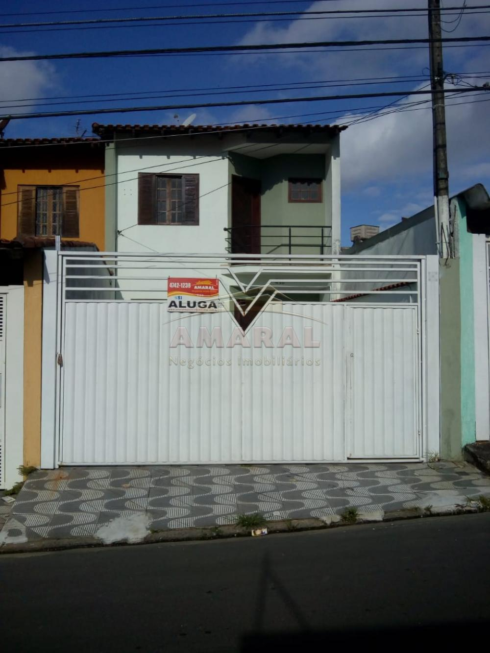 Suzano Casa Locacao R$ 1.650,00 3 Dormitorios 1 Suite Area do terreno 280.00m2 Area construida 160.00m2